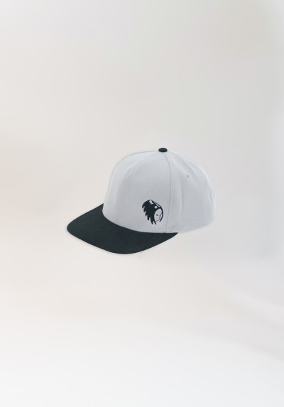 CASQUETTE SIDE WHITE