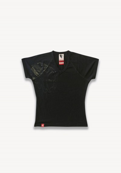 T-SHIRT STARLINE NOIR