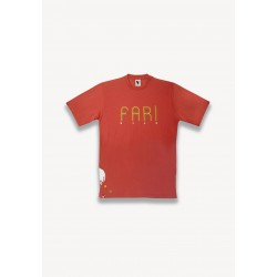 T-SHIRT ITAL ROUGE