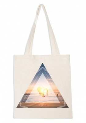 TOTE BAG TRIANGLE